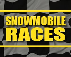 Snowmobile races from February 23 to 25, 2018