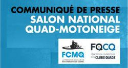 SALON NATIONAL QUAD-MOTONEIGE